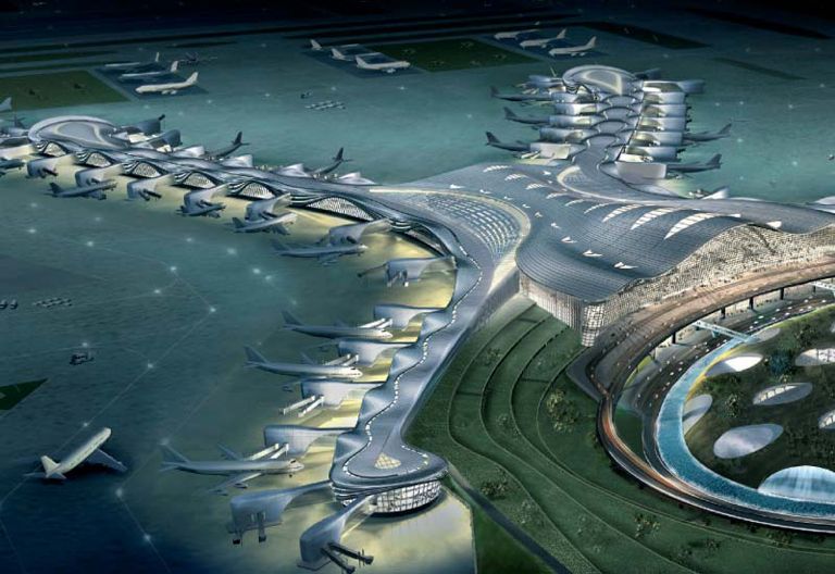 Abu Dhabi International Airport, Abu Dhabi