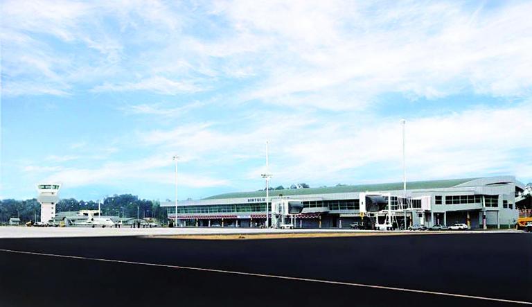 Bintulu Airport, Malaysia