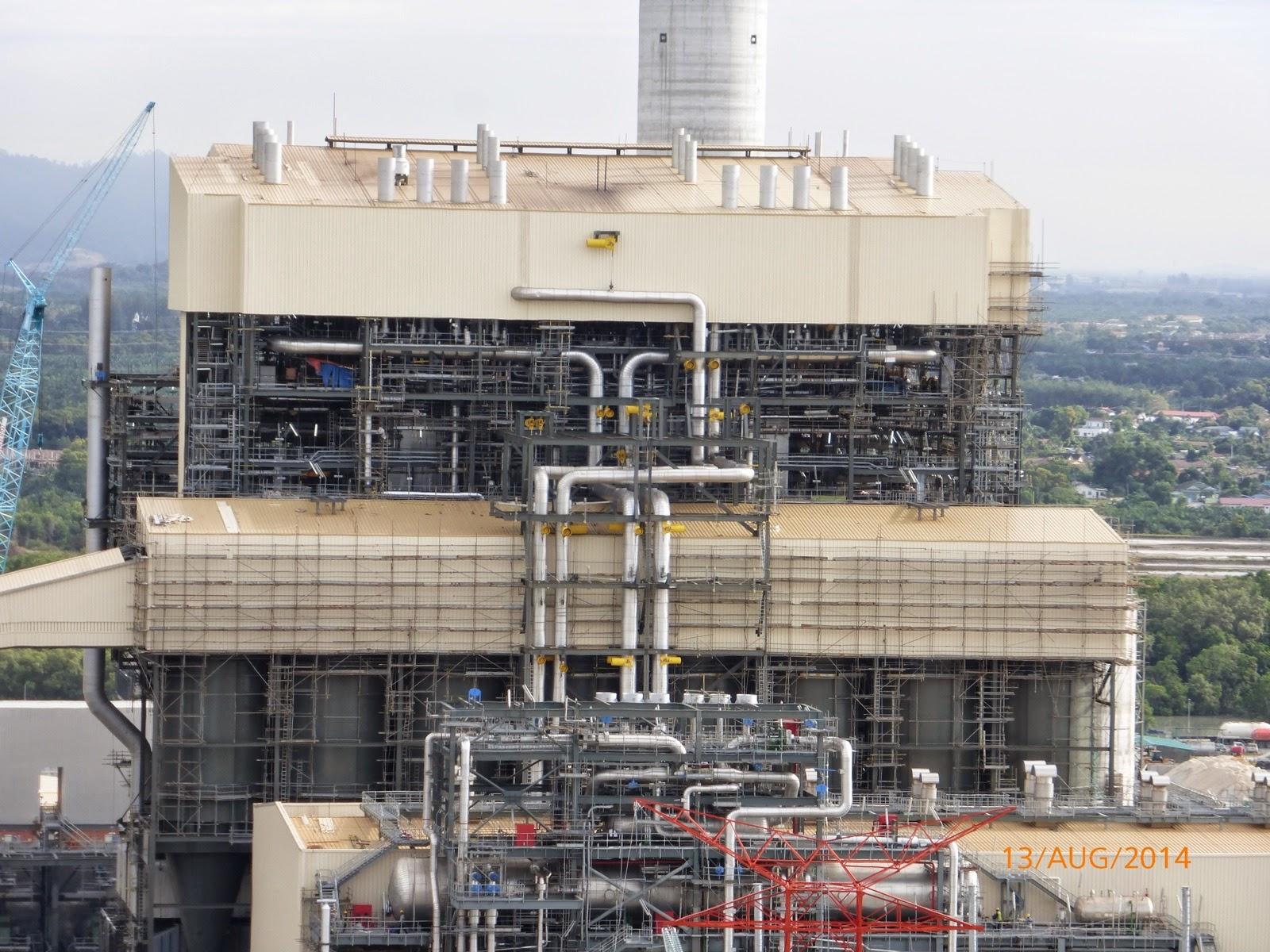 1 x 1000MW Manjung Power Plant