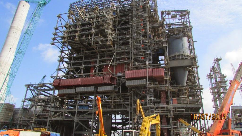 1 x 1000MW Tanjung Bin Power Plant, Malaysia