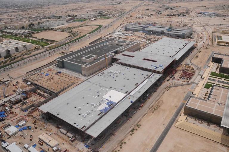Convention Centre Extension, Qatar