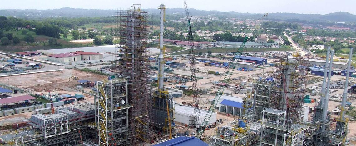 Melaka Refinery PSR-2, Malaysia