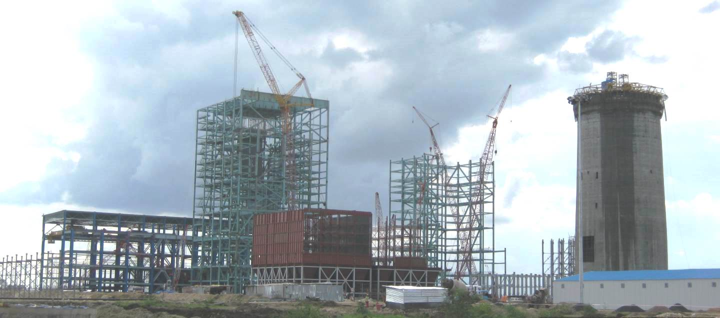 2 x 300MW Emco Thermal Power Plant, India